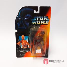 Star Wars POTF2 Red Luke Skywalker Bootleg