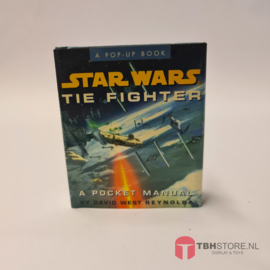 Star Wars A Pop-Up Book Tie Fighter A Pocket Manuel