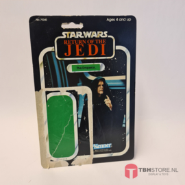 Vintage Star Wars Cardback The Emperor ROTJ