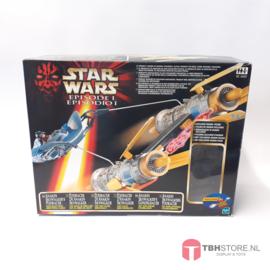 Star Wars Episode 1 Anakin Skywalkers's Podracer met doos