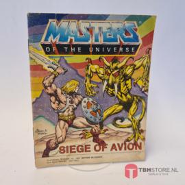 MOTU Masters of the Universe Siege of Avion