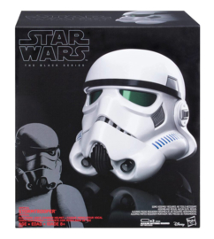 PRE-ORDER Star Wars Black Series Electronic Voice Changer Helmet Imperial Stormtrooper