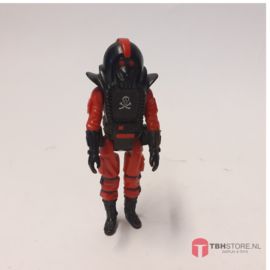 Action Force Red Wolf Roboskull Pilot