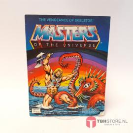 MOTU Masters of the Universe The Vengeance of Skeletor