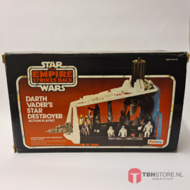 Darth Vader's Star Destroyer met doos