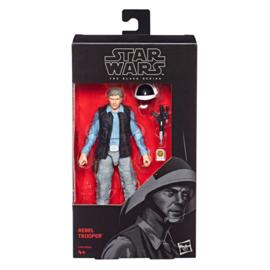 Star Wars Black Series Rebel Trooper #69