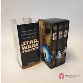 Star Wars Trilogy Videobanden set