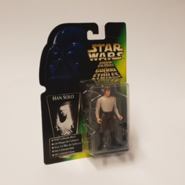 Star Wars POTF2: Han Solo With Carbonite Block
