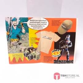 G.I. Joe Bestelformulier Mail-Away
