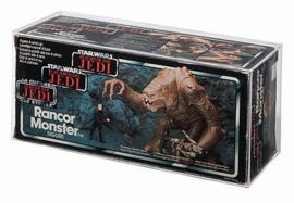 Vintage Star Wars Boxed Cases