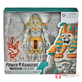 Power Rangers Lightning Collection Mighty Morphin King Sphinx