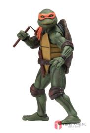 PRE-ORDER Teenage Mutant Ninja Turtles (TMNT) Michelangelo 18 cm