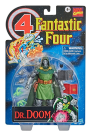 Marvel Legends Series Fantastic Four Vintage Collection Dr. Doom