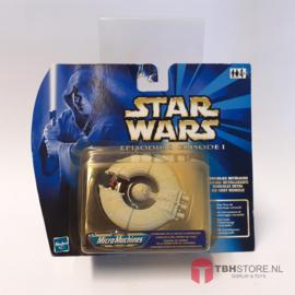 Star Wars Episode 1: Micro Machines, Acorazado De La Liga de La Federacion
