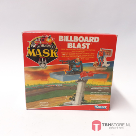 M.A.S.K. Billboard Blast in doos