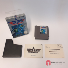 Nintendo NES Top Gun The Second Mission