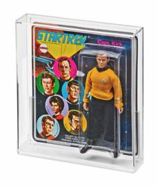 PRE-ORDER MEGO Star Trek S1 & POTA 2nd Issue Acrylic Display Case