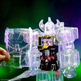PRE-ORDER Super Cyborg Cyborg Megazord (Clear) 28 cm