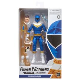 Power Rangers Lightning Collection Blue Ranger