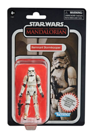 Star Wars The Mandalorian Vintage Collection Carbonized Remnant Stormtrooper