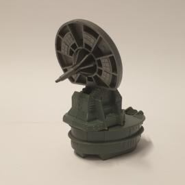 Radar Laser Cannon (mini-rig) (Beater)