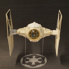 Tie Fighter (White) + Display stand