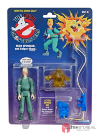 Ghostbusters Egon Spengler and Gulper Ghost