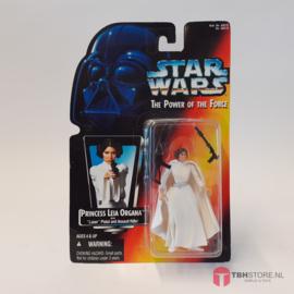 Star Wars POTF2 Red: Princess Leia Organa