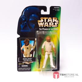 Star Wars POTF2 Green Admiral Ackbar