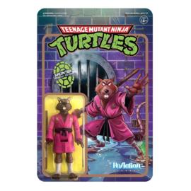 TMNT Teenage Mutant Ninja Turtles ReAction Splinter