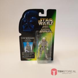 Star Wars POTF2 Green: Luke Skywalker in Hoth Gear