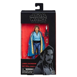 Star Wars Black Series Lando Calrissian #39
