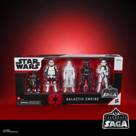 Star Wars Celebrate the Saga 5-Pack Galactic Empire
