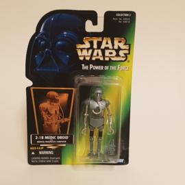 Star Wars POTF2: 2-1B Medic Droid