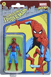 Marvel Retro 3.75 inch Retro Collection Spider-Man