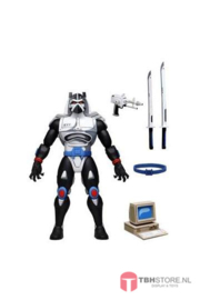 PRE-ORDER Teenage Mutant Ninja Turtles Ultimate Action Figure Chrome Dome 25 cm