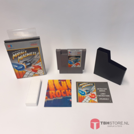Nintendo NES Marble Madness