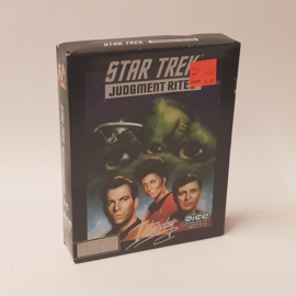 Star Trek Judgement Rites CD-ROM