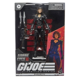 PRE-ORDER G.I. Joe Classified Series Snake Eyes: G.I. Joe Origins Baroness
