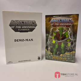 MOTUC Masters of the Universe Classics Demo-Man