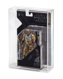 "Black Series ARCHIVE 6"" Carded Figure Display Case"