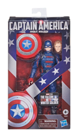 Marvel Legends The Falcon and the Winter Soldier 2021 Captain America (John F. Walker)