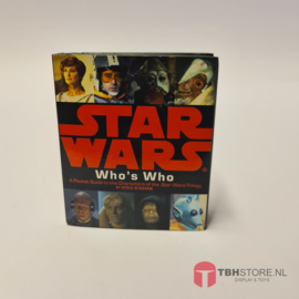 Star Wars  Who's Who A Pocket Guide to the Characters of The Star Wars Trilogy