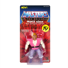 MOTU Masters of the Universe Vintage Collection Prince Adam