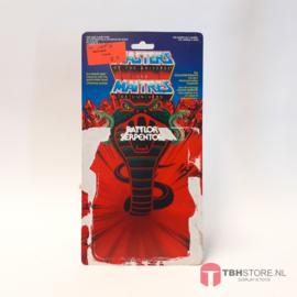 MOTU Masters of the Universe Cardback Rattlor