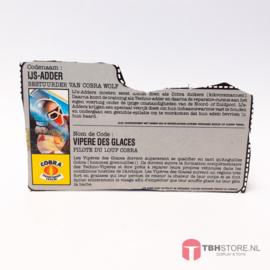 G.I. Joe File Card IJs-Adder