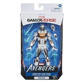 Avengers Video Game Marvel Legends Series Gamerverse Iron Man (Starboost Armor)