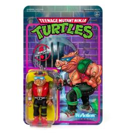 TMNT Teenage Mutant Ninja Turtles ReAction Bebop