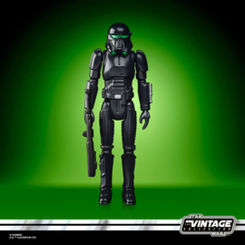 PRE-ORDER Star Wars The Mandalorian Retro Collection 2022 Imperial Death Trooper