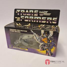Transformers Kickback met doos